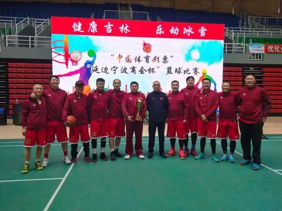 冠军队:延吉市集结号队