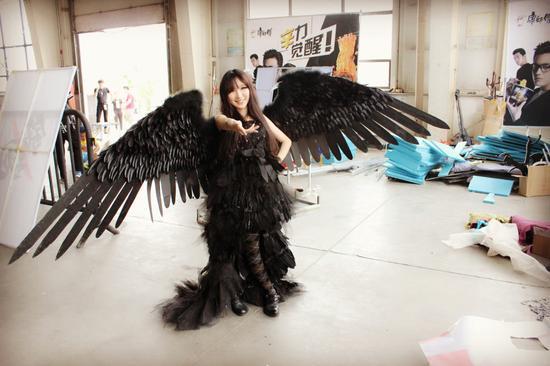 第十二届长春动漫艺术博览会开幕精彩瞬间
