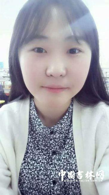 通化朝鲜族中学  崔海兰
