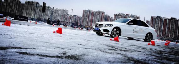 """装配冬季轮胎是您成为""""冰雪车神""""的第一步"""