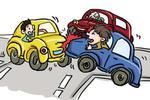 前车酒驾撞人后逃逸 受害人倒地又遭后车碾轧
