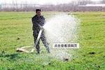 吉林省积极开展中西部地区抗春旱工作