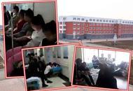 吉林一学校近300学生上吐下泻