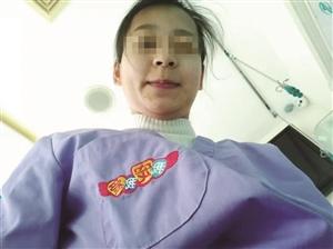 小王曾在动物医院工作。康重华 摄