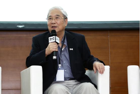 中国工程院院士、教授 郭孔辉