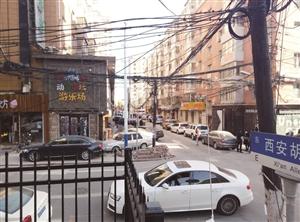 违建拆除后道路变得畅通。刘连宇 摄