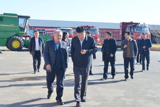 农安十五天天预报_实地查看了农安县创业园建设,返乡人员创办企业生产运营等情况.