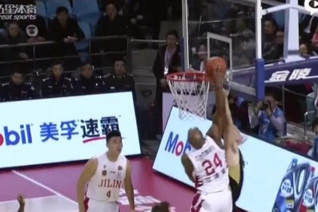 CBA战报:山东55分狂胜吉林 福建浙江告捷