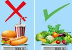 哪些食物可以帮助减腹部?