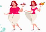 不同部位如何减肥?