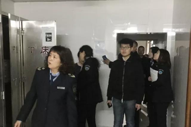 长春市卫生监督所对旅游景区酒店开展专项检查