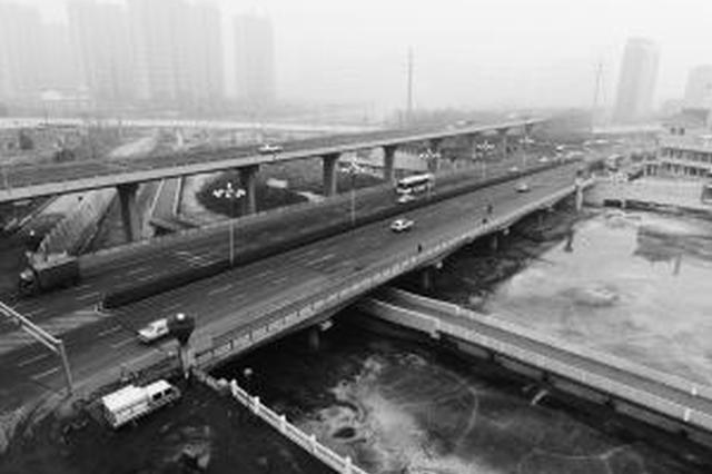 长春东大桥23日开始拆除 9月末改建完成