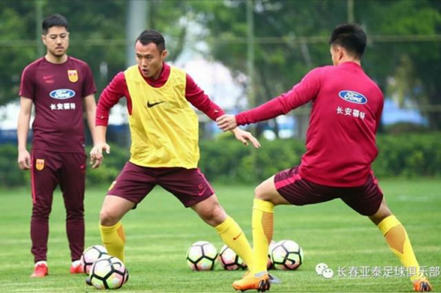 中国杯季军争夺战 长春亚泰仨国脚有望携手登场