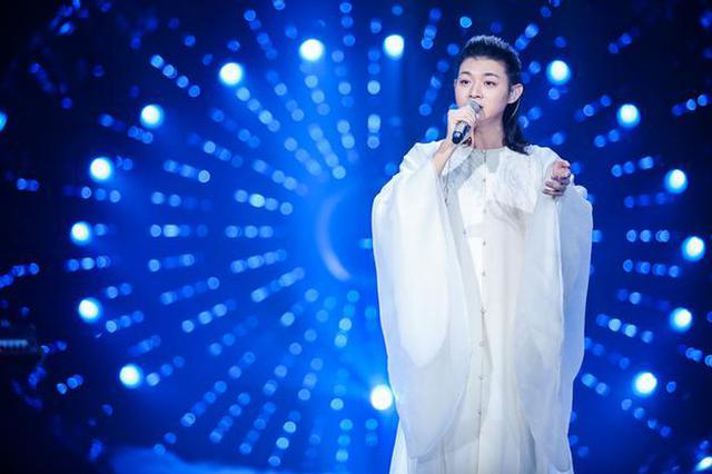 《歌手》霍尊全新演绎《茉莉花》 惊艳秀梆子唱腔