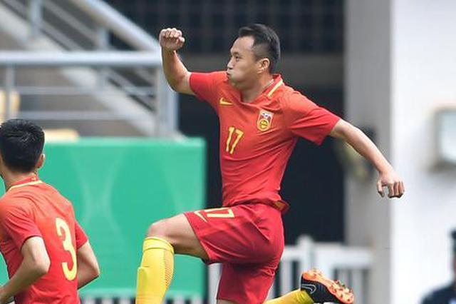 亚泰三将全部首发 范晓东打进一球 国足1比4不敌捷克