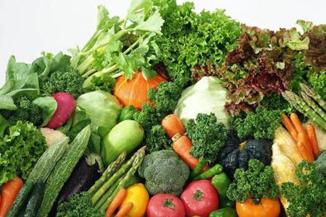 本周长春市蔬菜价格下降 黄瓜等18种蔬菜都便宜了