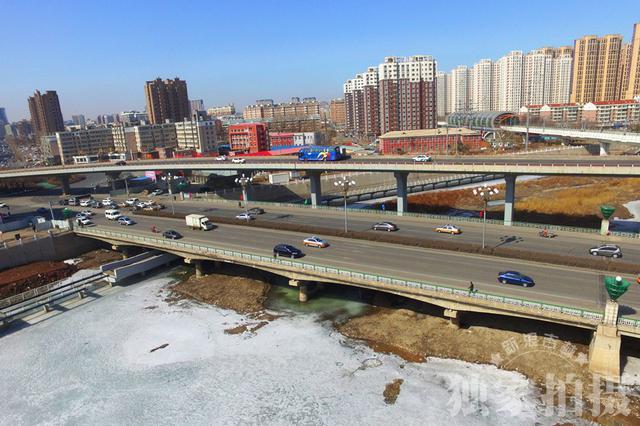 长春东大桥23日拆除重建