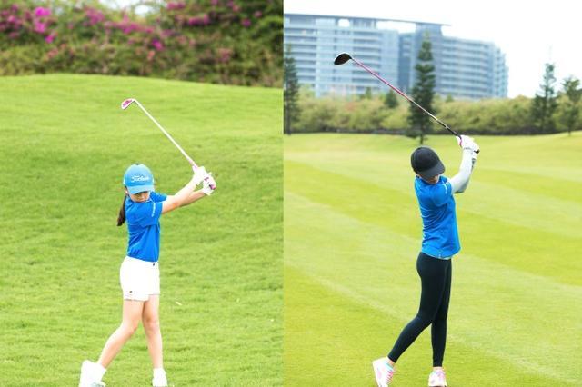 王珂晒刘涛与女儿对比照 十岁的女儿简直妈妈翻版