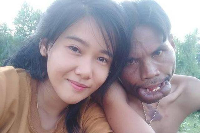泰国美女再嫁患病丑男 前夫崩溃:你只是为钱