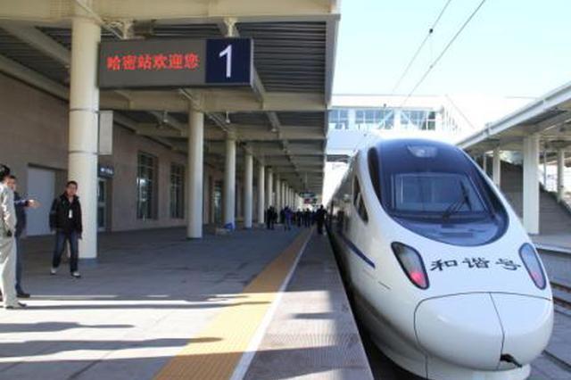 吉林首开赴新疆旅游专列 淡季发车港澳台揽客