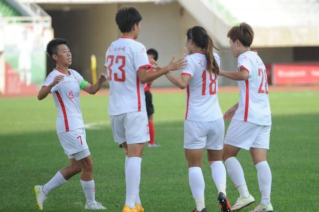 长春女足主场2比0完胜武汉 升至积分榜次席