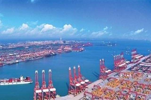1至4月长春市累计进出口贸易额352.6亿元