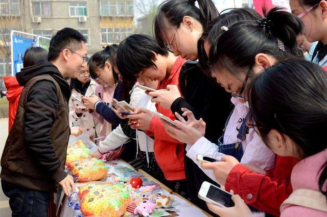 长春市第八届大学生科技文化艺术节启幕