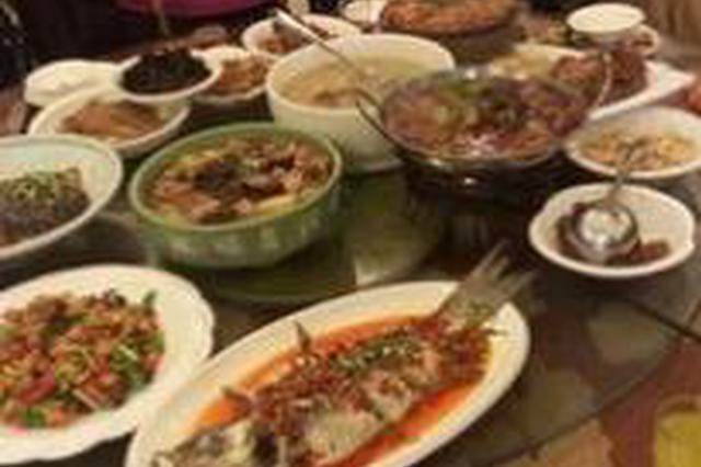 重庆一村民家中举办宴席 87人疑食物中毒入院治疗