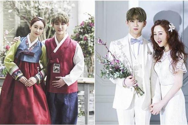 韩女星嫁小18岁中国网红 炫耀富二代老公惊人财力
