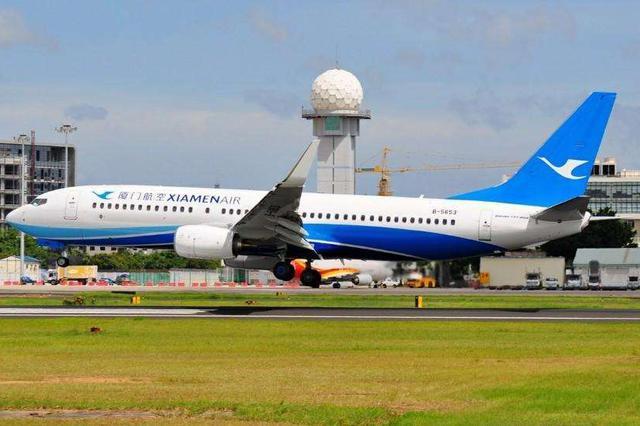 厦航一航班因飞机机械故障返航 机上144名旅客平安
