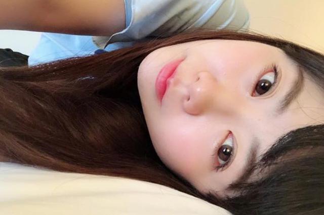 福原爱素颜气色红润 忘记密码遭调侃:一孕傻三年