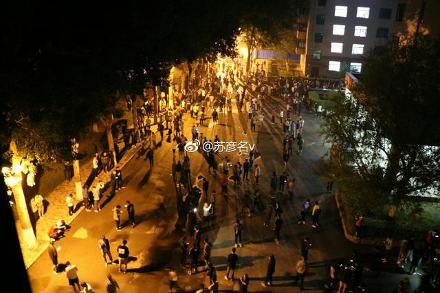 松原5.7级地震 哈尔滨长春震感强烈市民上街避险