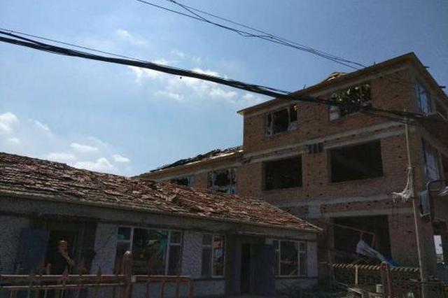 吉林松原地震后现龙卷风 专家:与地震无关
