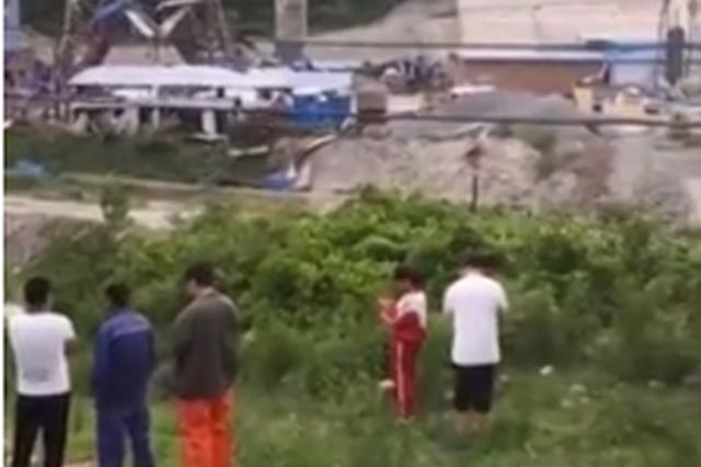 辽宁本溪一处铁矿发生炸药爆炸事故 已致11死9伤
