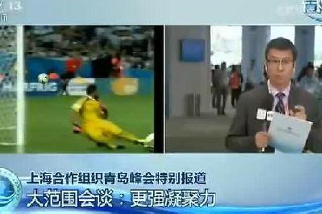白岩松吐槽:中国除足球队没去俄罗斯 其他都去了