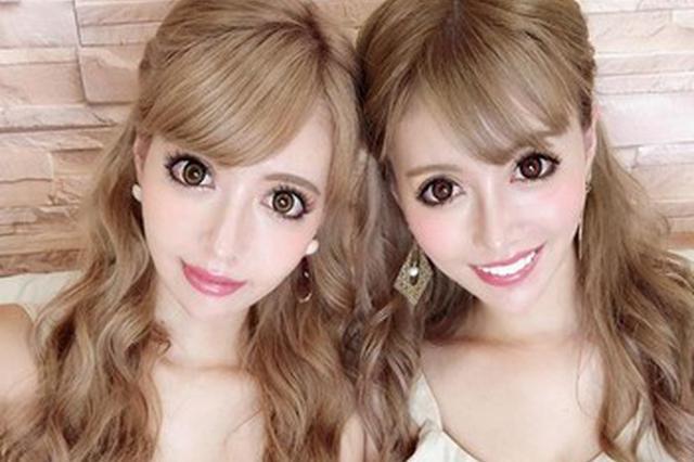 """日本""""整形双胞胎""""妹妹放话整鼻:每次看镜子都叹气"""