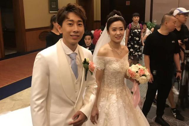 韩天宇迎娶刘秋宏 武大靖送祝福:可以自己住了