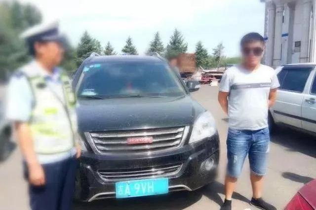 男子二次毒驾在农安被抓 将面临吊销驾照等处罚