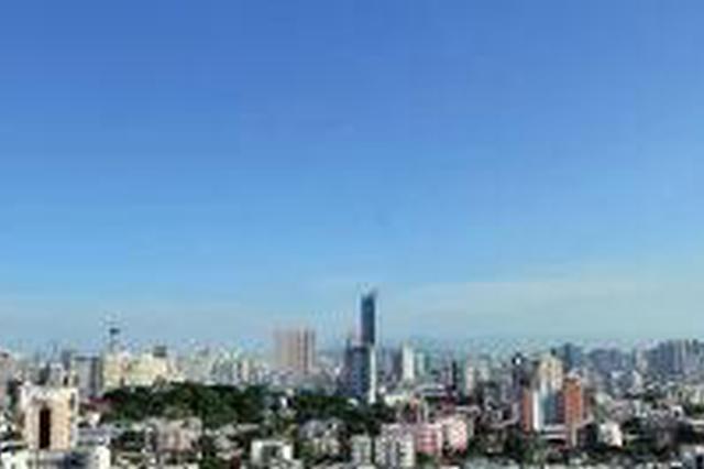 """延吉:空气质量优良率达86.8% 有79个""""好天"""""""