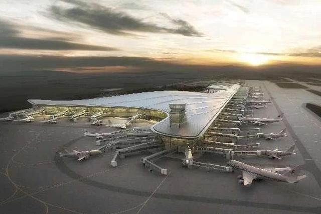 绝对剧透!长春龙嘉机场新航站楼原来如此芳容……