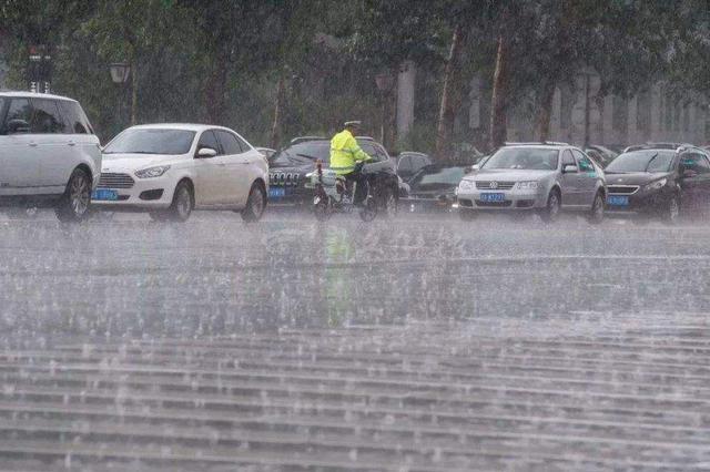 吉林省强降水天气来袭 注意做好防灾减灾工作