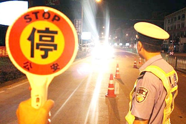 郑州男子无证驾驶撞护栏 被敦化警方处以2000元罚款