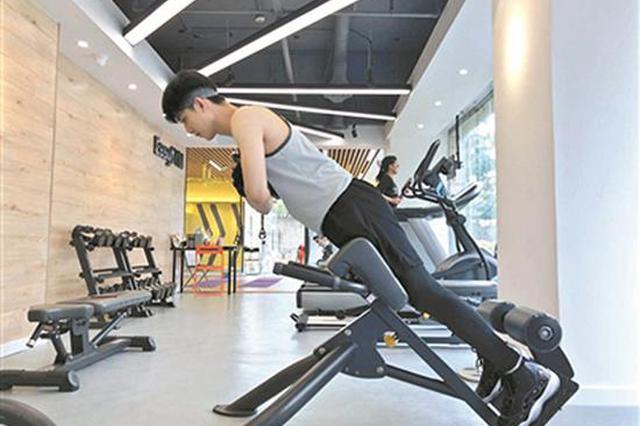 24小时智能健身房兴起 专家:新手不要独自体验