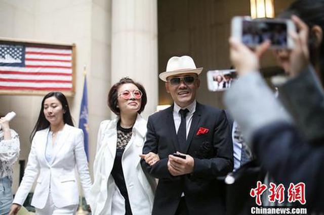 律师莫虎:已起诉周立波诽谤 索赔1000万美元