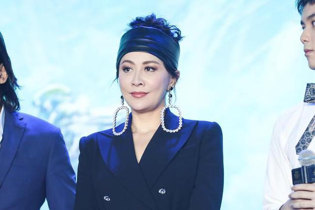 刘嘉玲被问《阿修罗》撤档下映:没回应