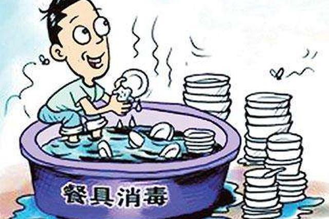 长春市八宝牛潮汕鲜牛肉火锅店等饭店餐具抽检不卫生