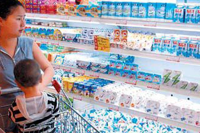各大乳企上演价格战 一袋牛奶价格不如一瓶矿泉水