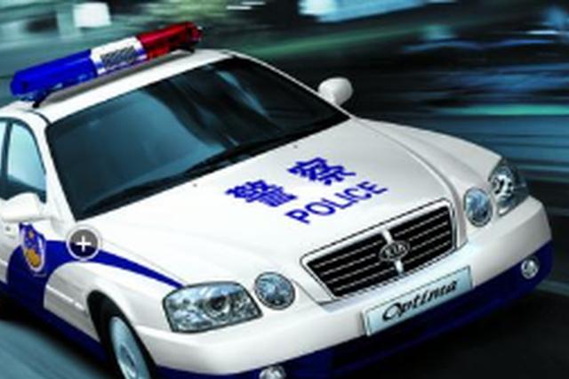 女子见警车慌张引怀疑 被查出身背6案遭通缉10年