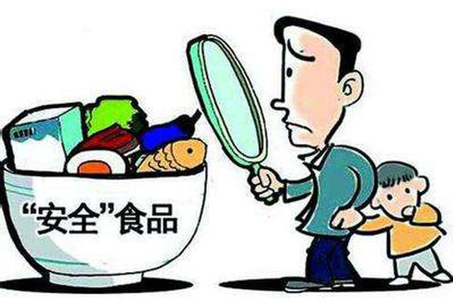 长春市恒客隆同济店销售的华健粮食红蛋复检不合格