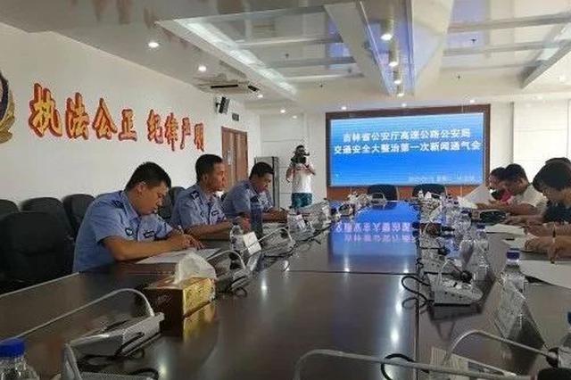 """吉林省最新一批""""超速王""""、""""大胃王""""被实名曝光!"""